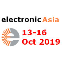 electronicAsia (13-16 Oct 2019)